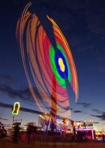 Speed of Light by David Whinham, a winner of this year's JCF photography competition