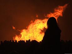 Be safe on Bonfire Night
