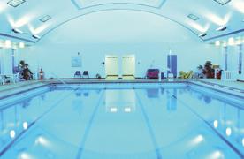 Jesmond Pool. Image credit: Jesmond Community Leisure.