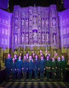Church High choir performs at star-studded cathedral carol concert_2