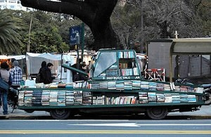 Argentine_Library_car_1