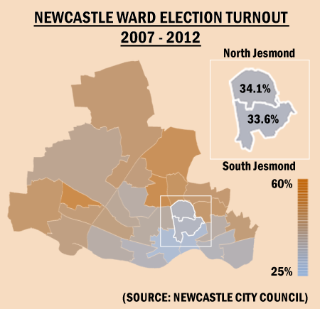 Turnout Map