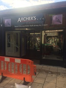 Archer's Exterior